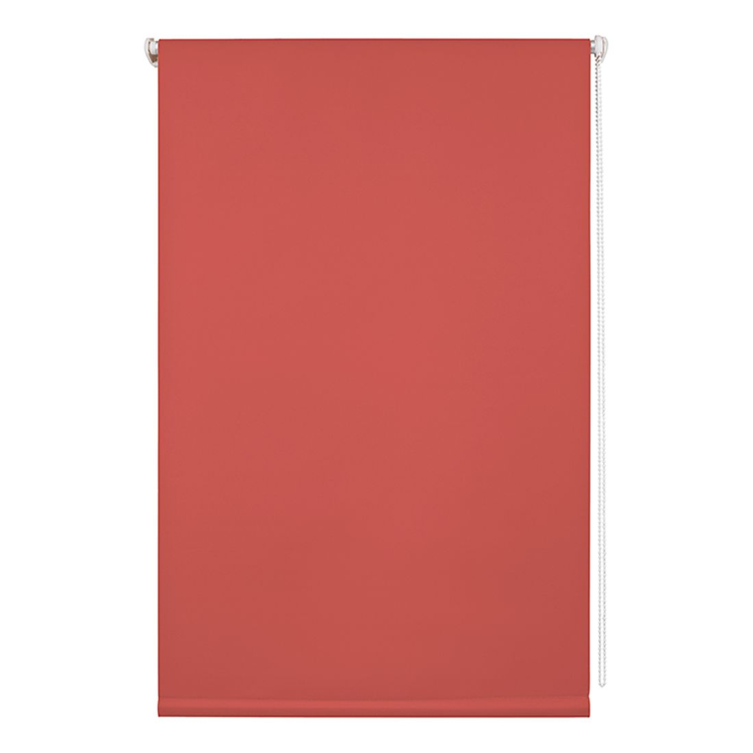 Rollo Klemmfix, Thermo/Verdunkelung – Polyester, Terracotta – Abmessungen (H x B): 150 x 100 cm, Wohn-Guide kaufen