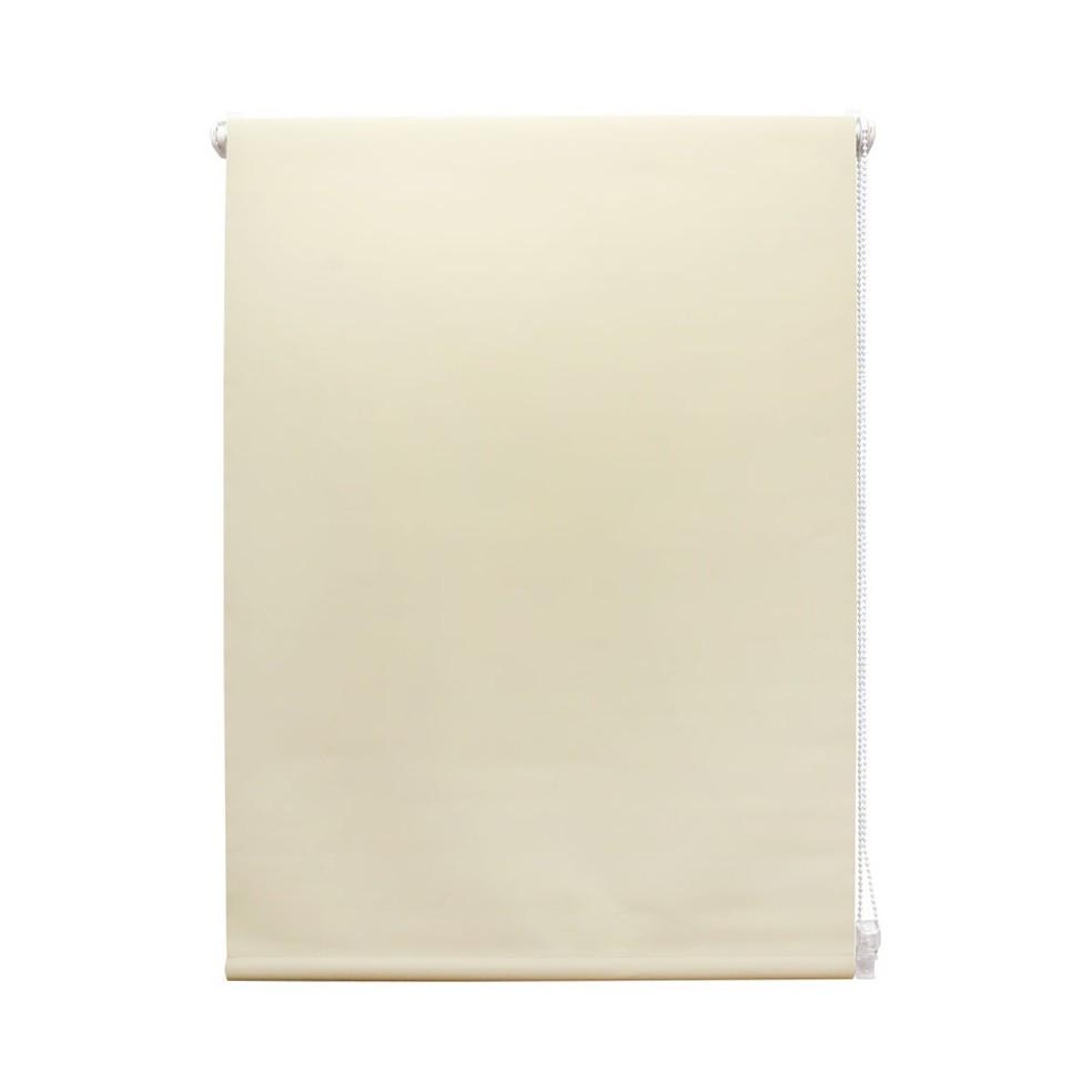 Rollo Smartfix (Blickdicht) – Beige – 60 x 150 cm, indeko günstig