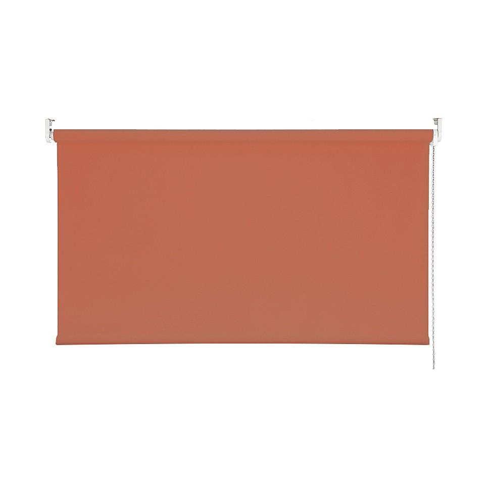 Rollo UNI Terracotta – 100×175 cm, mydeco online bestellen