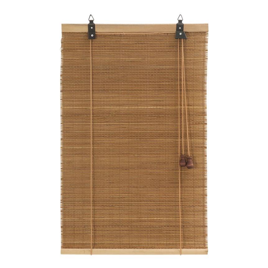Rollup-Rollo – Bambus – 120 x 180 cm, indeko günstig kaufen
