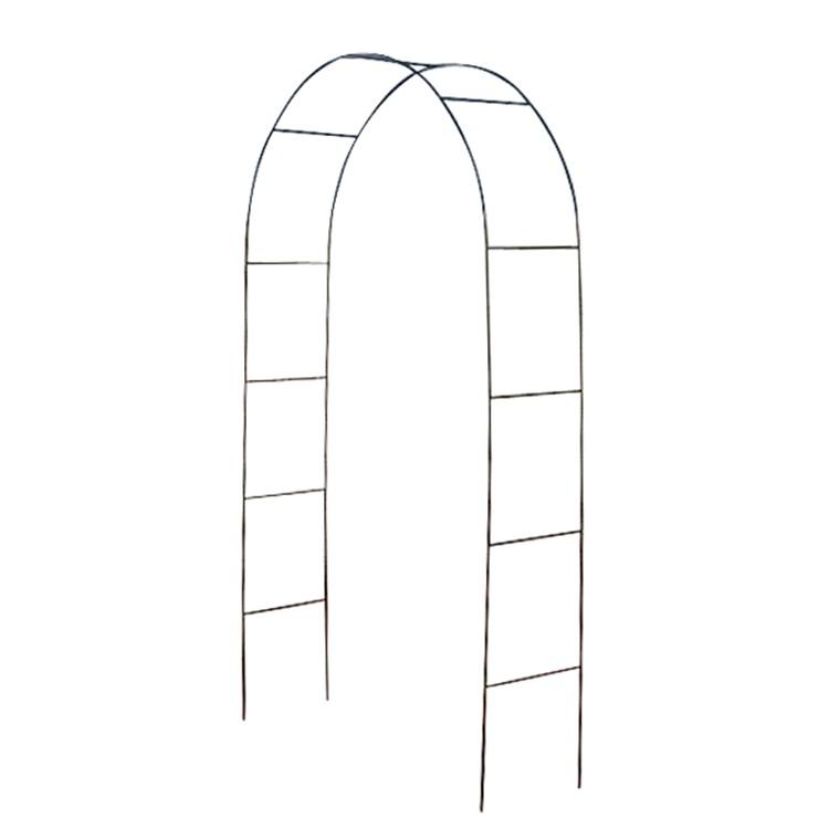 Rosenbogen Ladder – grün – pulverbeschichtetes Eisen, CLP kaufen