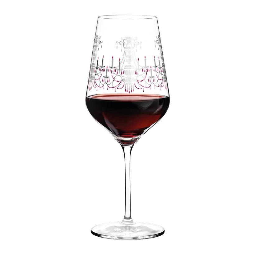 Rotweinglas Red – 580 ml – Design Burkhard Neie – 2013 – 3000004, Ritzenhoff jetzt kaufen