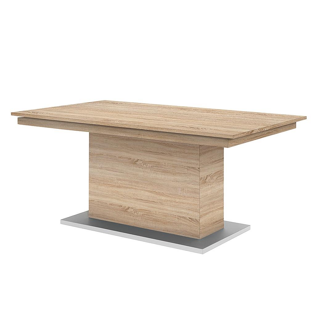 esstisch ausziehbar eiche g nstig kaufen. Black Bedroom Furniture Sets. Home Design Ideas