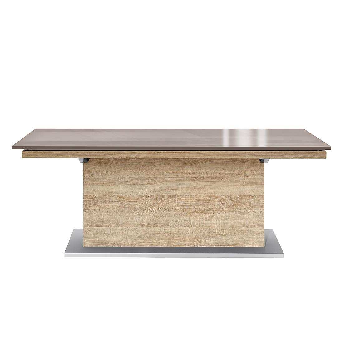 esstisch deck mit metallfu eiche dekor 190 x 75 cm arte m g nstig kaufen. Black Bedroom Furniture Sets. Home Design Ideas