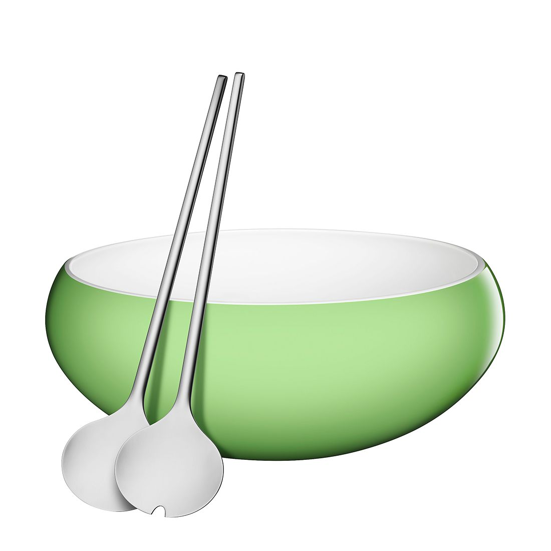Salat-Set (3-teilig) – grün/Weiß, WMF online bestellen