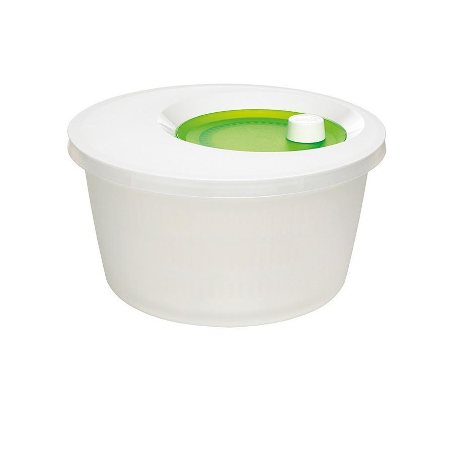 Salatschleuder Basic – Kunststoff Weiß-Grün – 25,5 cm, Emsa online kaufen