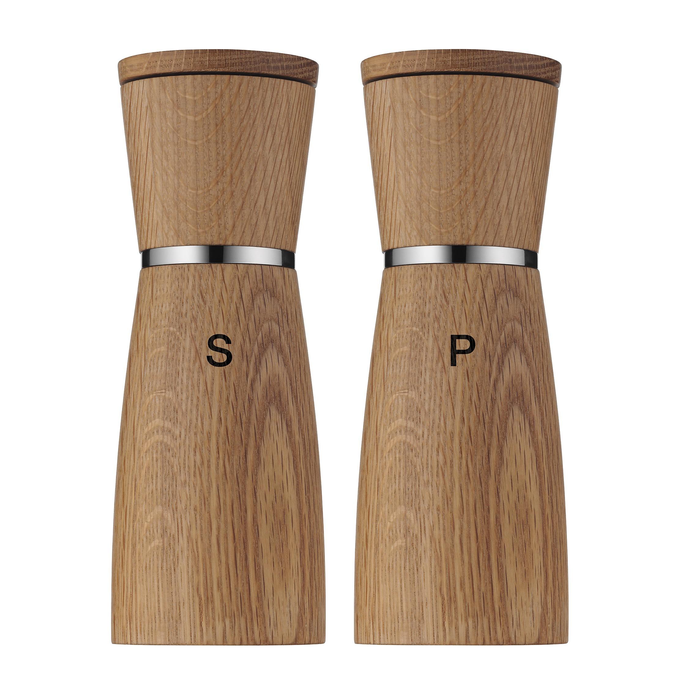 Salz-/ Pfeffermühlen-Set Ceramill® Nature (2-teilig), WMF günstig bestellen