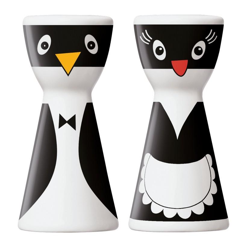 Salz- und Pfefferstreuer Mr. Salt & Mrs. Pepper – Design Tassilo von Grolman – 2002 – 1710006, Ritzenhoff jetzt kaufen