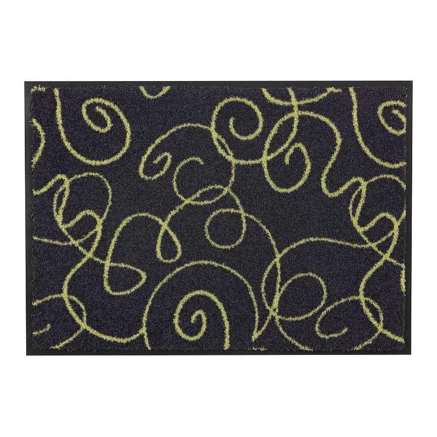Fußmatte Broadway Schlinge – Grün – 60 x 180 cm, Schöner Wohnen Kollektion günstig kaufen