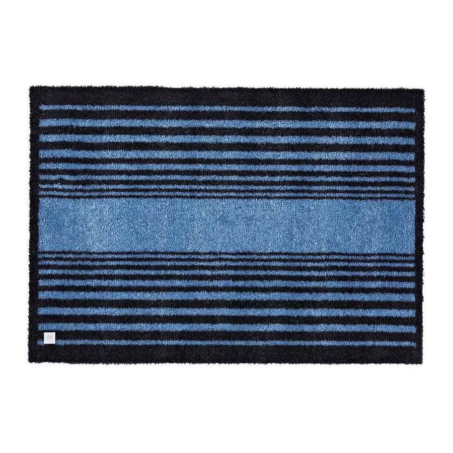 Sauberlaufmatte Line – Farbe Blau – 50x70cm, barbara becker home passion jetzt kaufen
