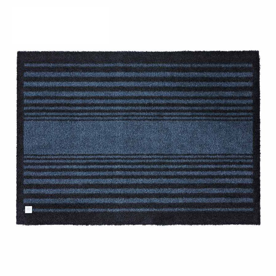 Sauberlaufmatte Line – dark secret – 67x110cm, barbara becker home passion günstig bestellen