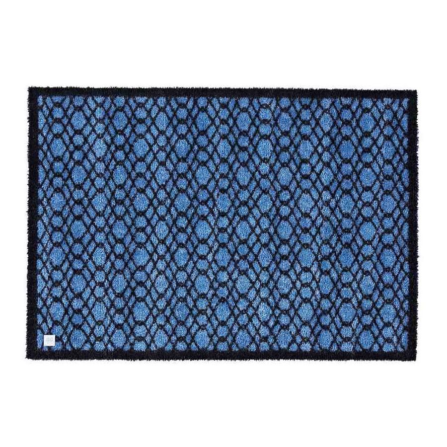 Sauberlaufmatte String – Farbe Blau – 39x58cm, barbara becker home passion günstig kaufen