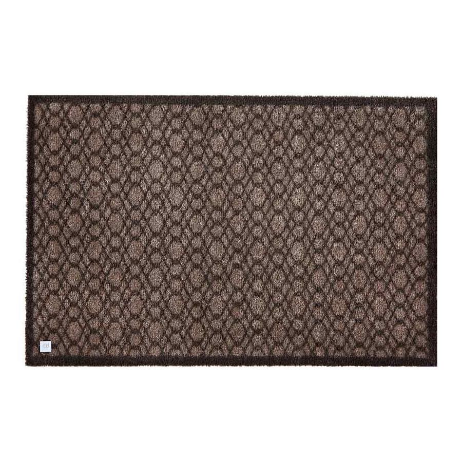 Sauberlaufmatte String – Farbe Braun – 67x110cm, barbara becker home passion günstig bestellen