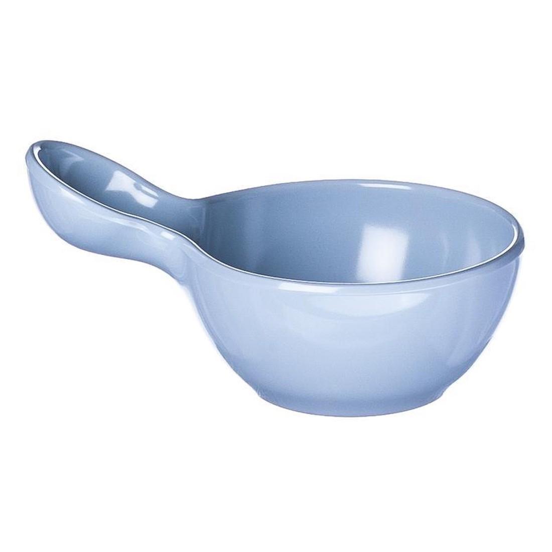Saucenschüssel Mia – Melamin – Blau – 7 x 13 x 9 cm, Ole Jensen online bestellen