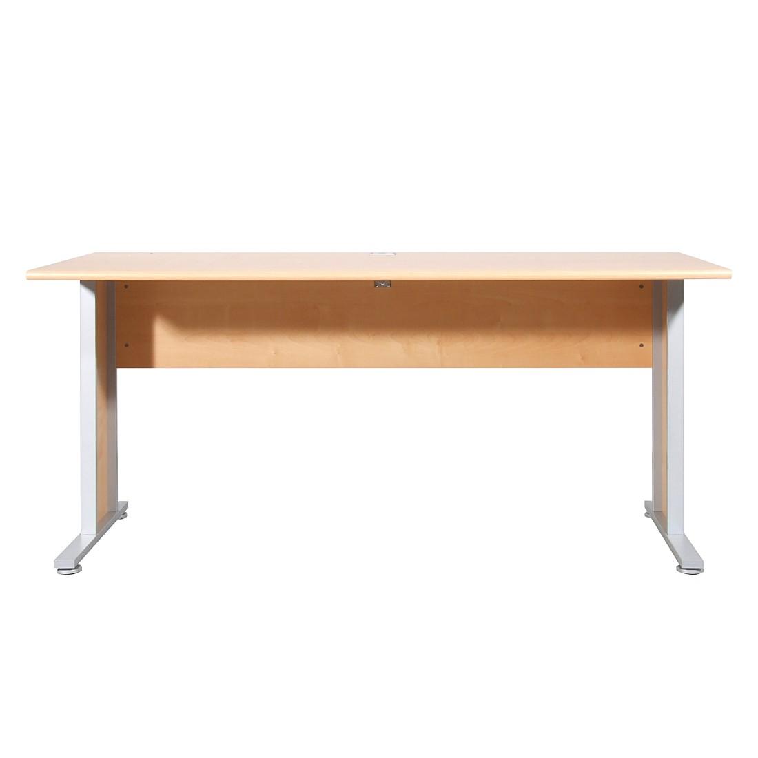 Tische online kaufen for Schreibtisch ahorn dekor