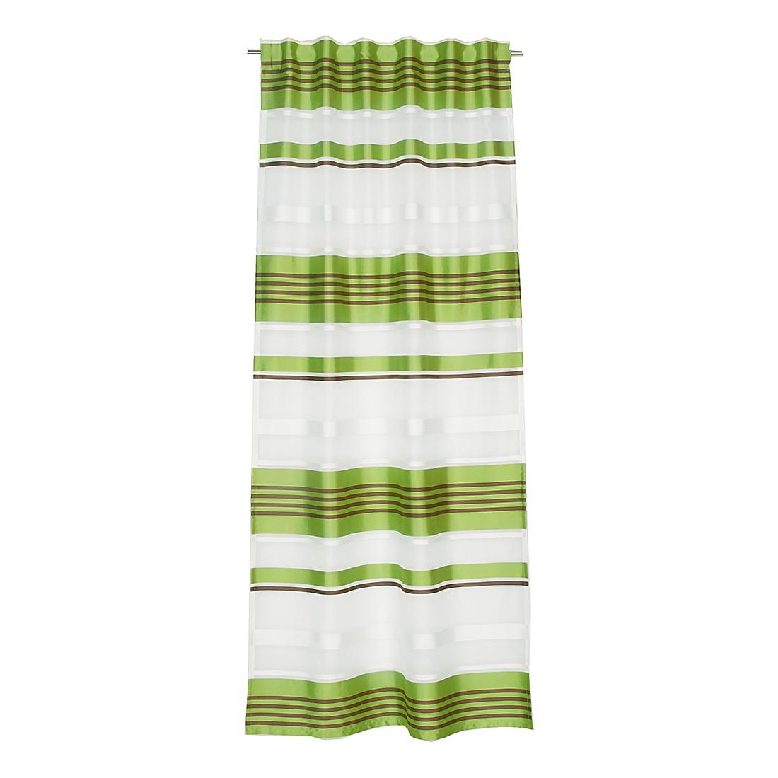 Schal mit verdeckter Schlaufe E-Larga – Grün, Esprit Home günstig
