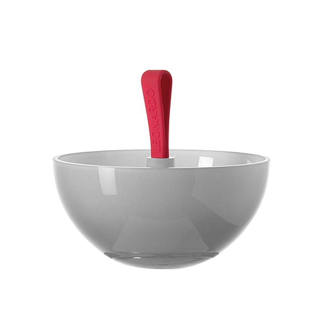 Schale Nico – 16,5 cm – Grau, Pink, Leonardo günstig kaufen
