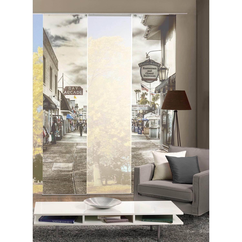 home wohnideen uni paneelgordijn caldera in de aanbieding kopen. Black Bedroom Furniture Sets. Home Design Ideas