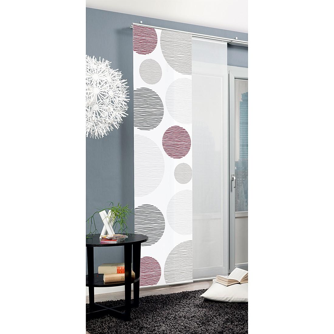 schiebevorhang bordeaux preisvergleiche erfahrungsberichte und kauf bei nextag. Black Bedroom Furniture Sets. Home Design Ideas