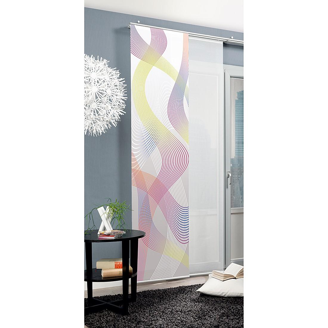 Schiebevorhang Cavallone – Multicolor, Home Wohnideen kaufen