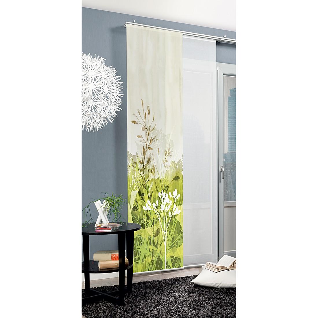 Schiebevorhang Prado – Grün, Home Wohnideen bestellen