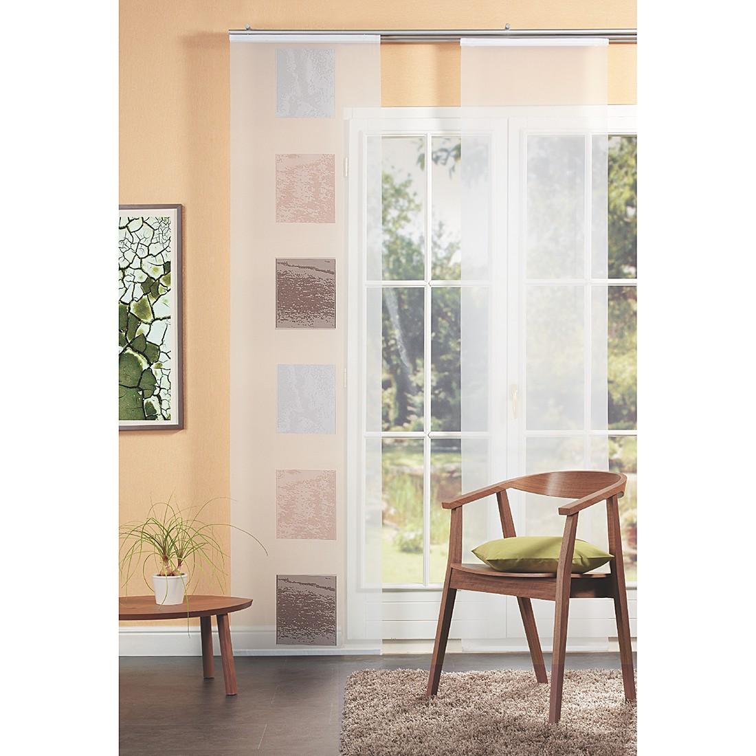 home wohnideen schiebevorhang seite 1 preisvergleich. Black Bedroom Furniture Sets. Home Design Ideas