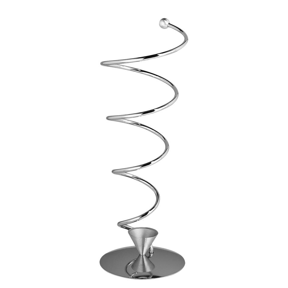 Schirmständer Orgenzy – Stahl – Glanzchrom, Salmerno Design günstig bestellen
