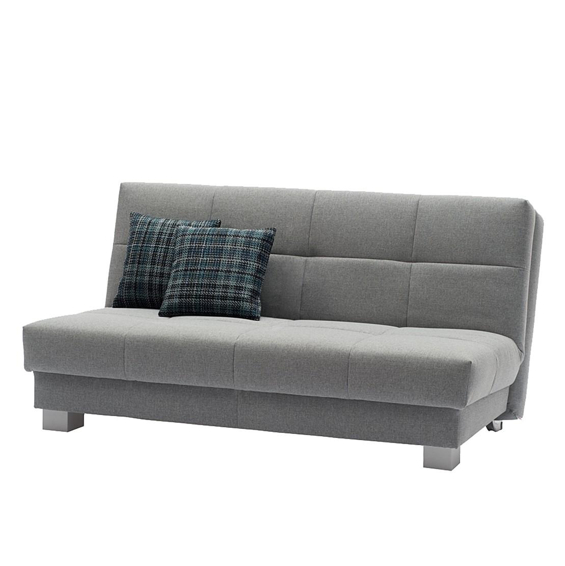 Schlafcouch Rincon – Webstoff – Grau – Breite: 120 cm, TopDesign günstig online kaufen