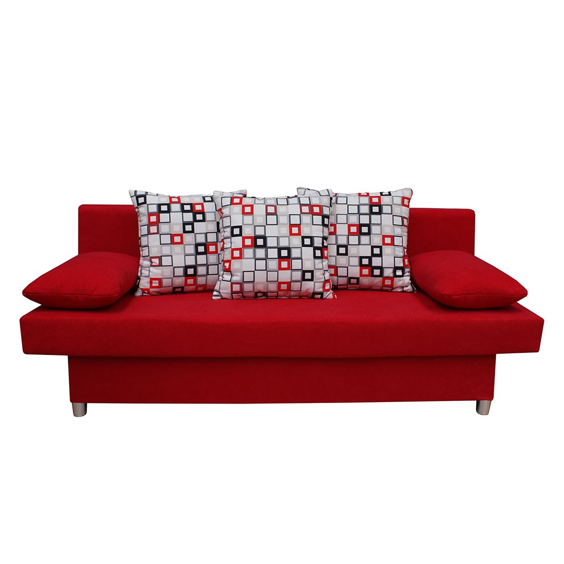 Schlafsofa homely microfaser gr n sofa homely for Schlafsofa jerry