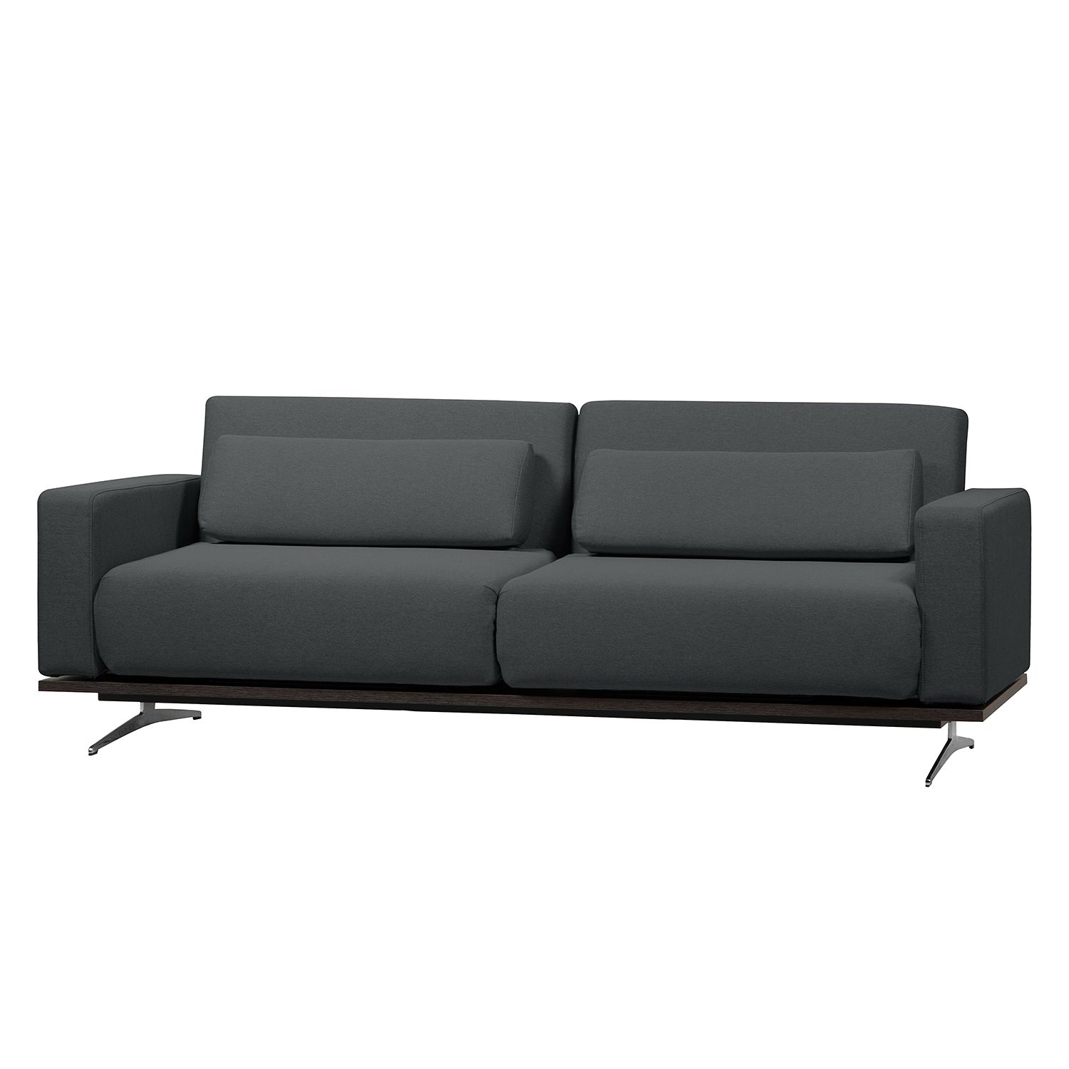 schlafsofa copperfield ii webstoff anthrazit studio copenhagen g nstig kaufen. Black Bedroom Furniture Sets. Home Design Ideas
