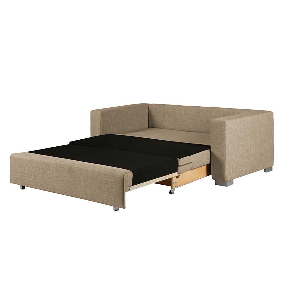 Schlafsofa latina webstoff sand 170 cm roomscape for Schlafsofa 170 cm