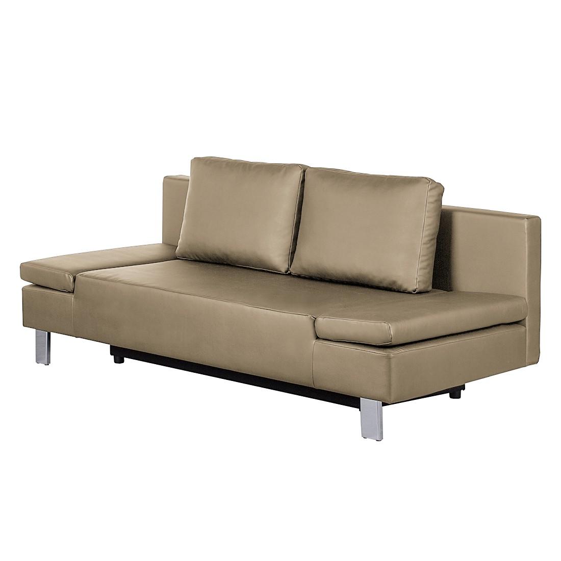 schlafsofa dreamstar kunstleder wei roomscape online kaufen. Black Bedroom Furniture Sets. Home Design Ideas