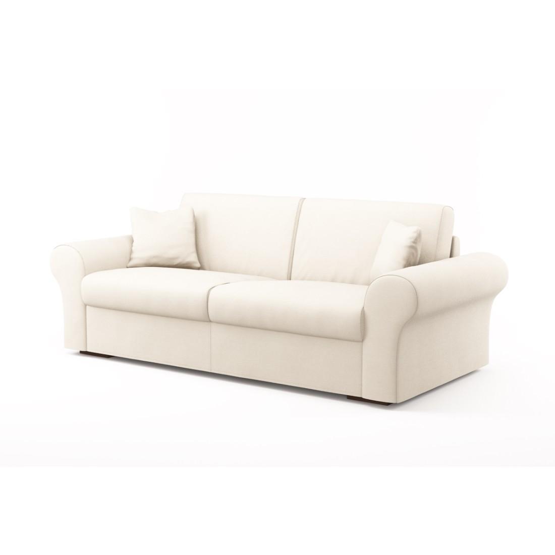 Schlafsofa Novo (3-Sitzer) – Cielo Vip 5 249 (Ecru), Von Wilmowsky bestellen