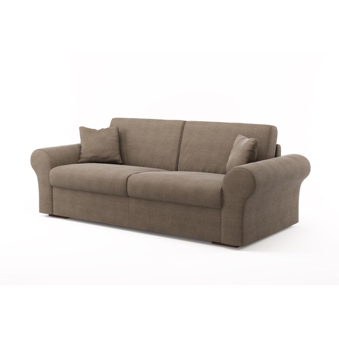 Schlafsofa Novo (3-Sitzer) – Cielo Vip 5 251 (Sandbraun), Von Wilmowsky jetzt bestellen
