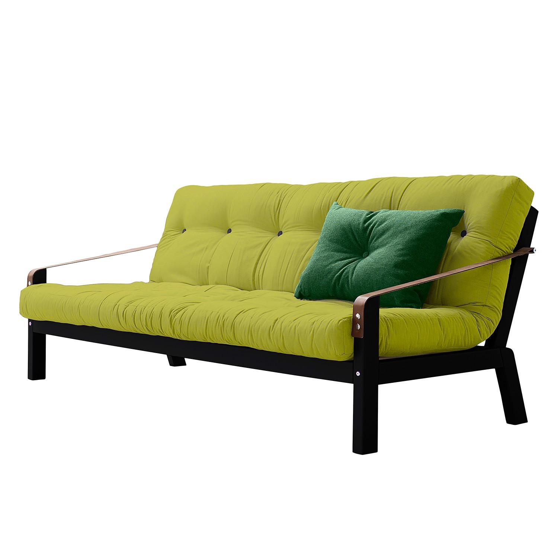 Divano letto edge futon bianco prezzi e offerte sottocosto - Divano letto pino ...