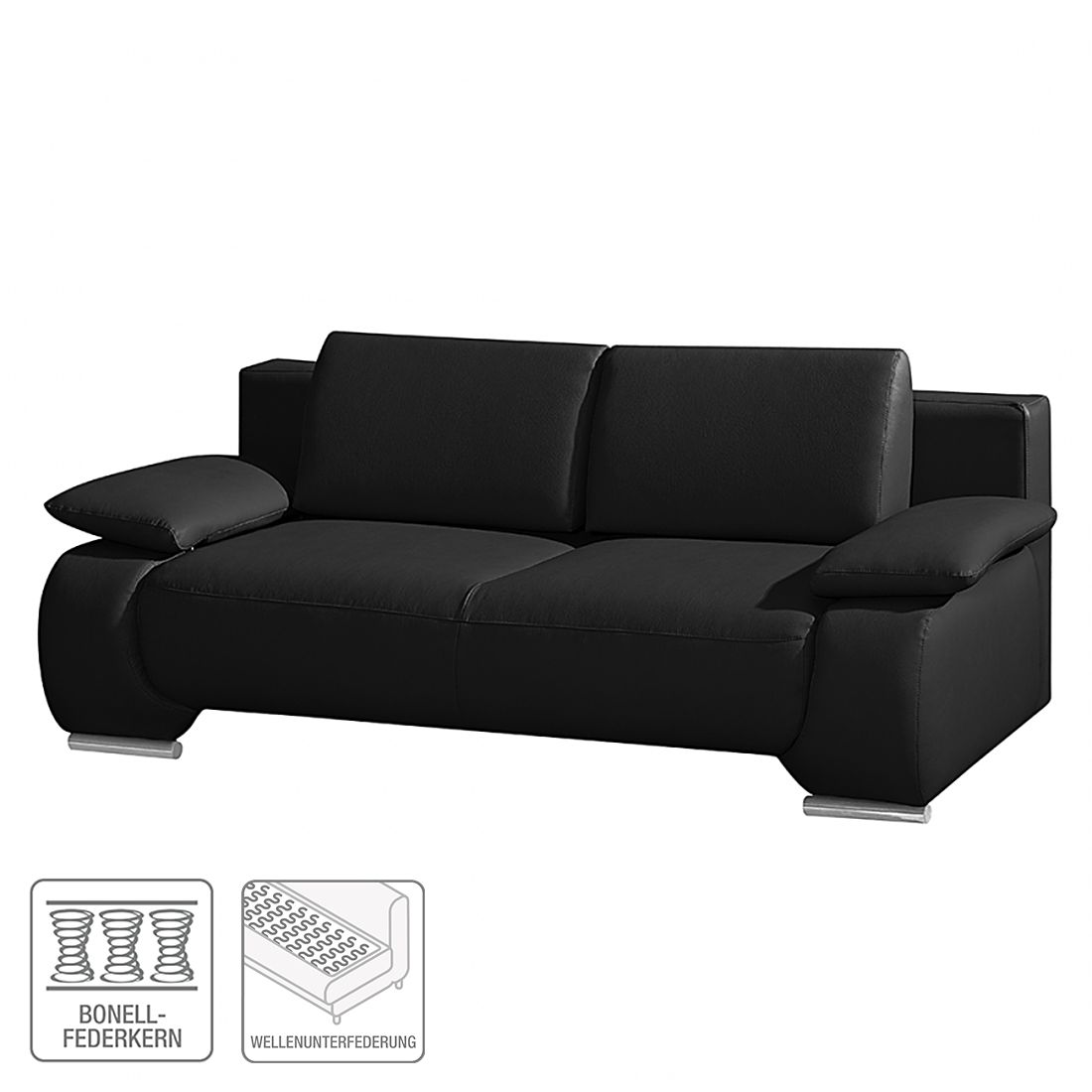 schlafsofas 150 cm breit preisvergleiche. Black Bedroom Furniture Sets. Home Design Ideas