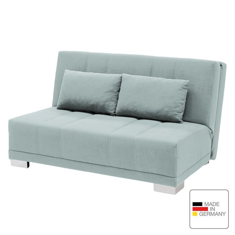 Schlafsofa Ricone – Graublau – 140 cm, Studio Monroe jetzt kaufen
