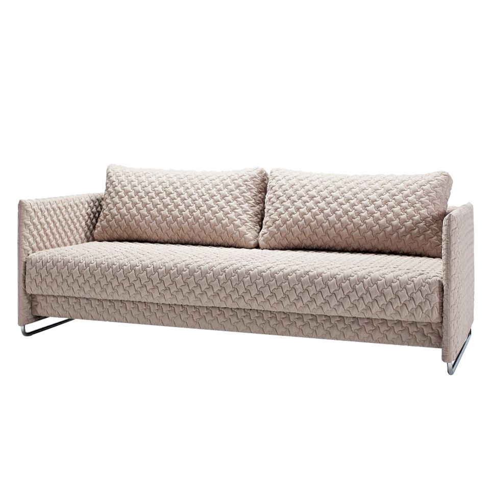 Schlafsofa Upend Coz – Webstoff Beige, Innovation Möbel bestellen