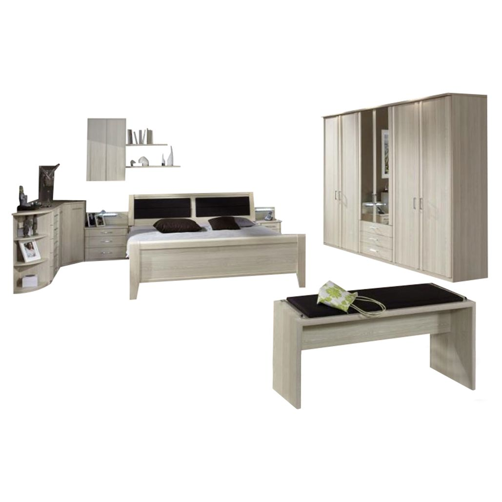 schlafzimmersets g nstig kaufen. Black Bedroom Furniture Sets. Home Design Ideas