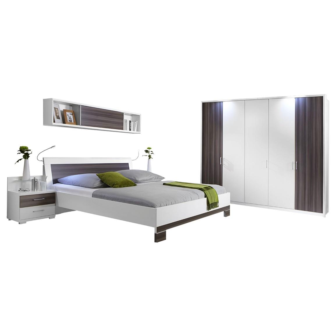Schlafzimmer komplett Wonder II – Alpinweiß, Althoff online kaufen