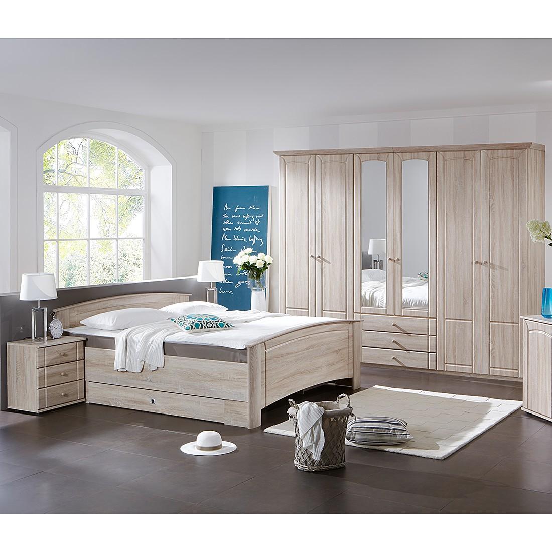 Schlafzimmer Palma – Eiche-Sägerau, Wimex günstig online kaufen