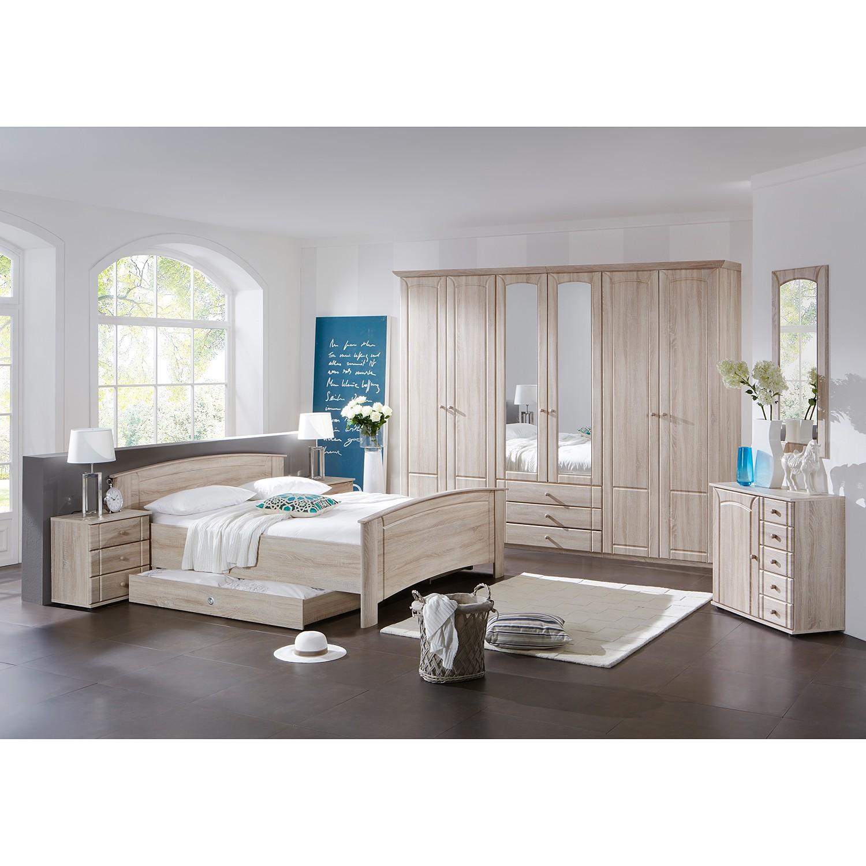 Schlafzimmerset Palmau - Eiche-Sägerau, Wimex