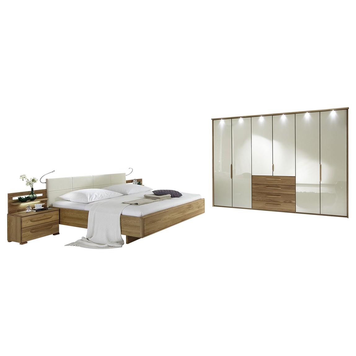 Schlafzimmer Torino I – Eiche/Magnolie/Magnolie, Althoff günstig bestellen