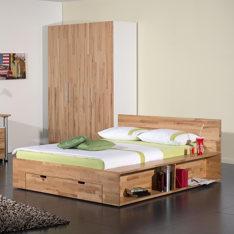Schlafzimmerset Felino (2-teilig) - Kernbuche, Neue Modular