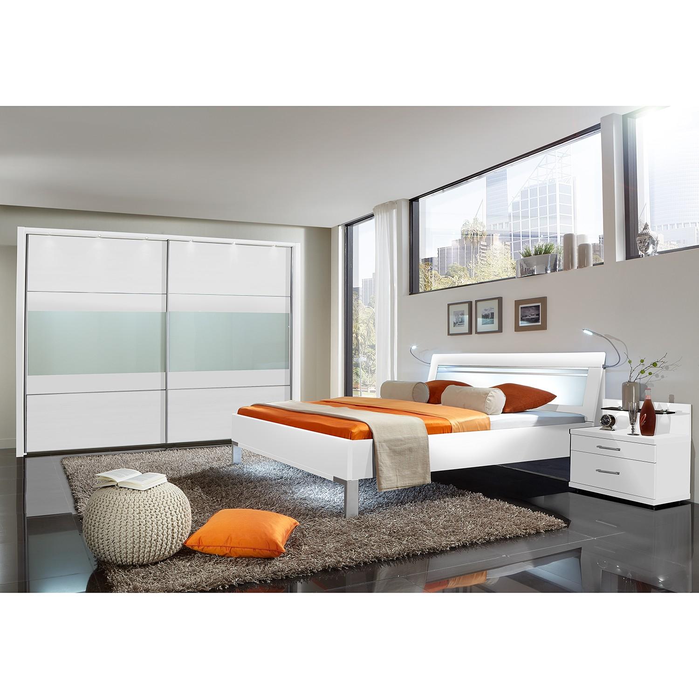 EEK A+, Schlafzimmerset Jamaika II (4-teilig) - Alpinweiß, Althoff