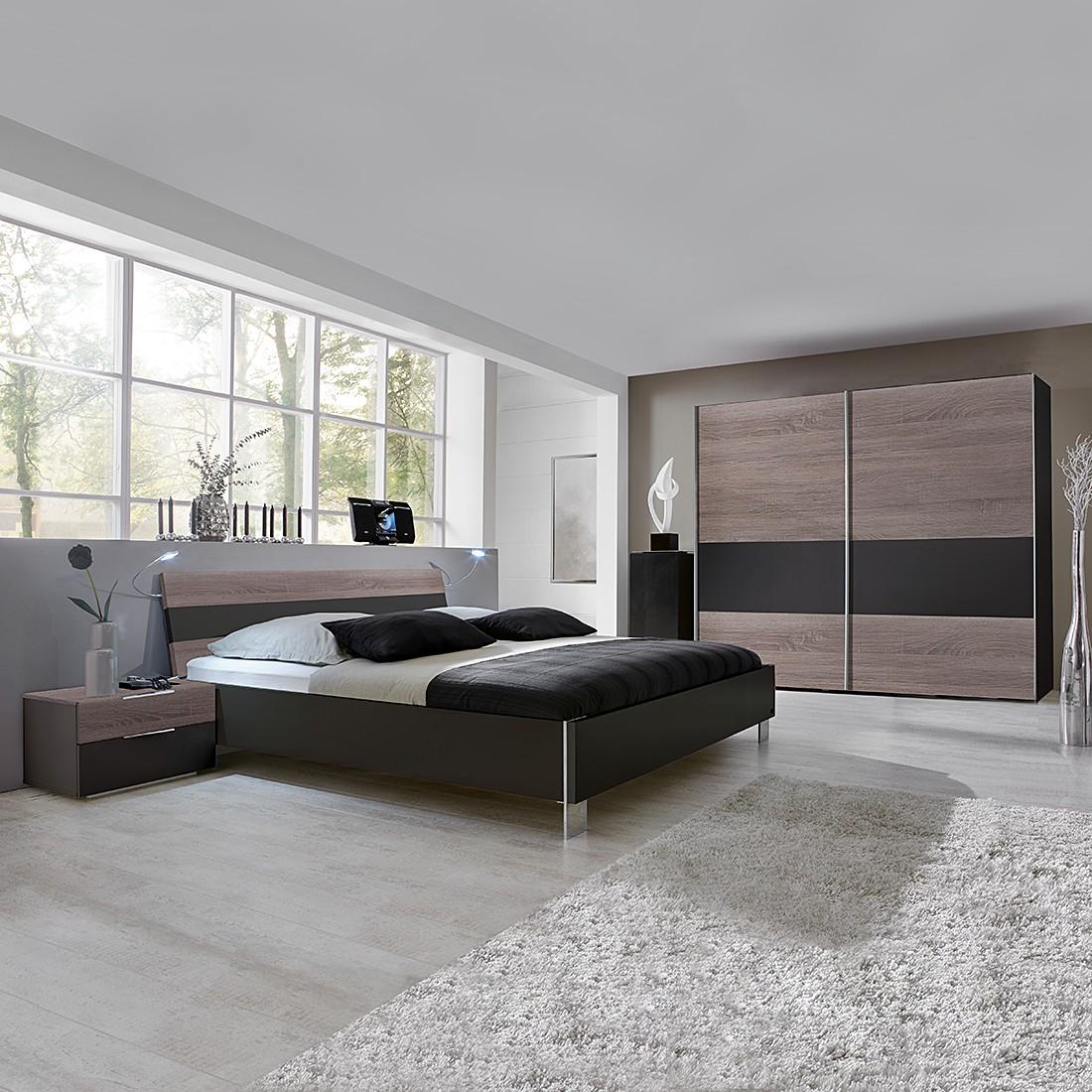 schlafzimmerset saphir 3 teilig buche dekor nolte delbr ck g nstig bestellen. Black Bedroom Furniture Sets. Home Design Ideas