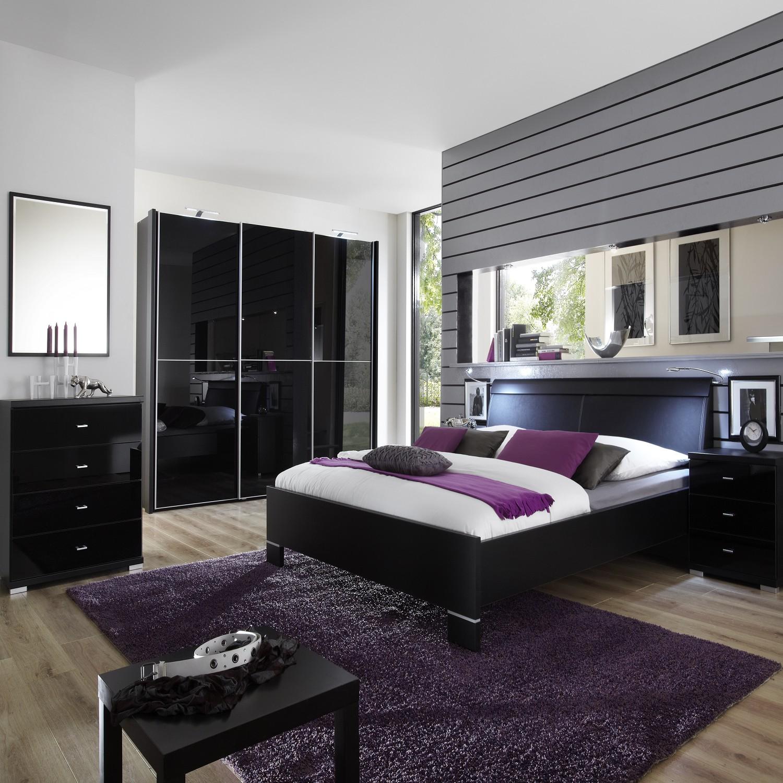 Schlafzimmer Set Schwarz. Kostenlose Kleiderschränke Feng