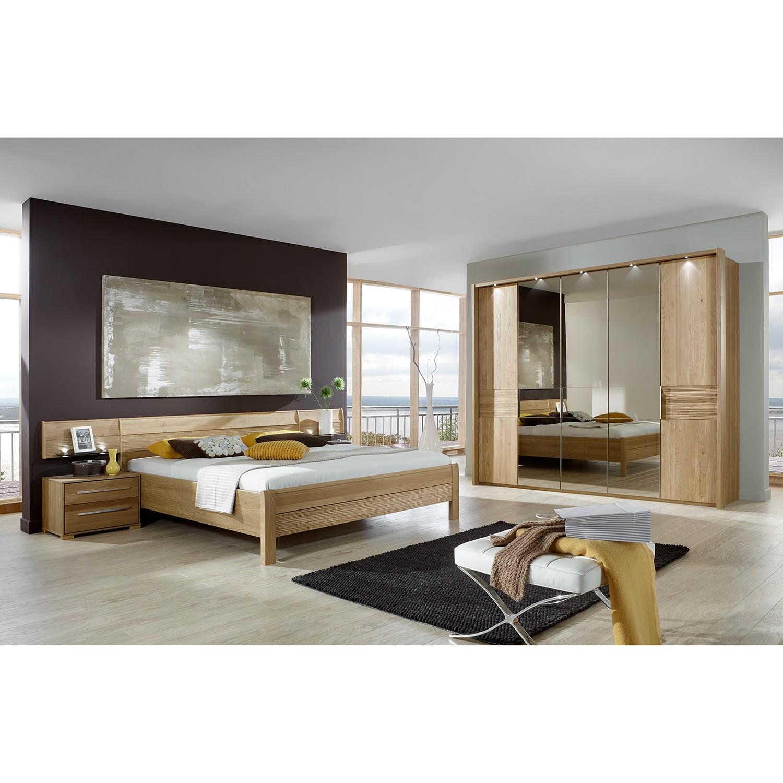Schlafzimmerset Samoa I (6-teilig) - Eiche teilmassiv, Althoff
