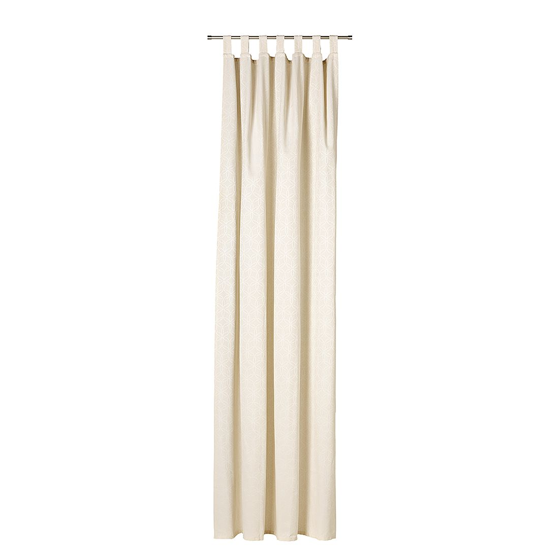 rideau 45 cm jusqu 70 pureshopping. Black Bedroom Furniture Sets. Home Design Ideas