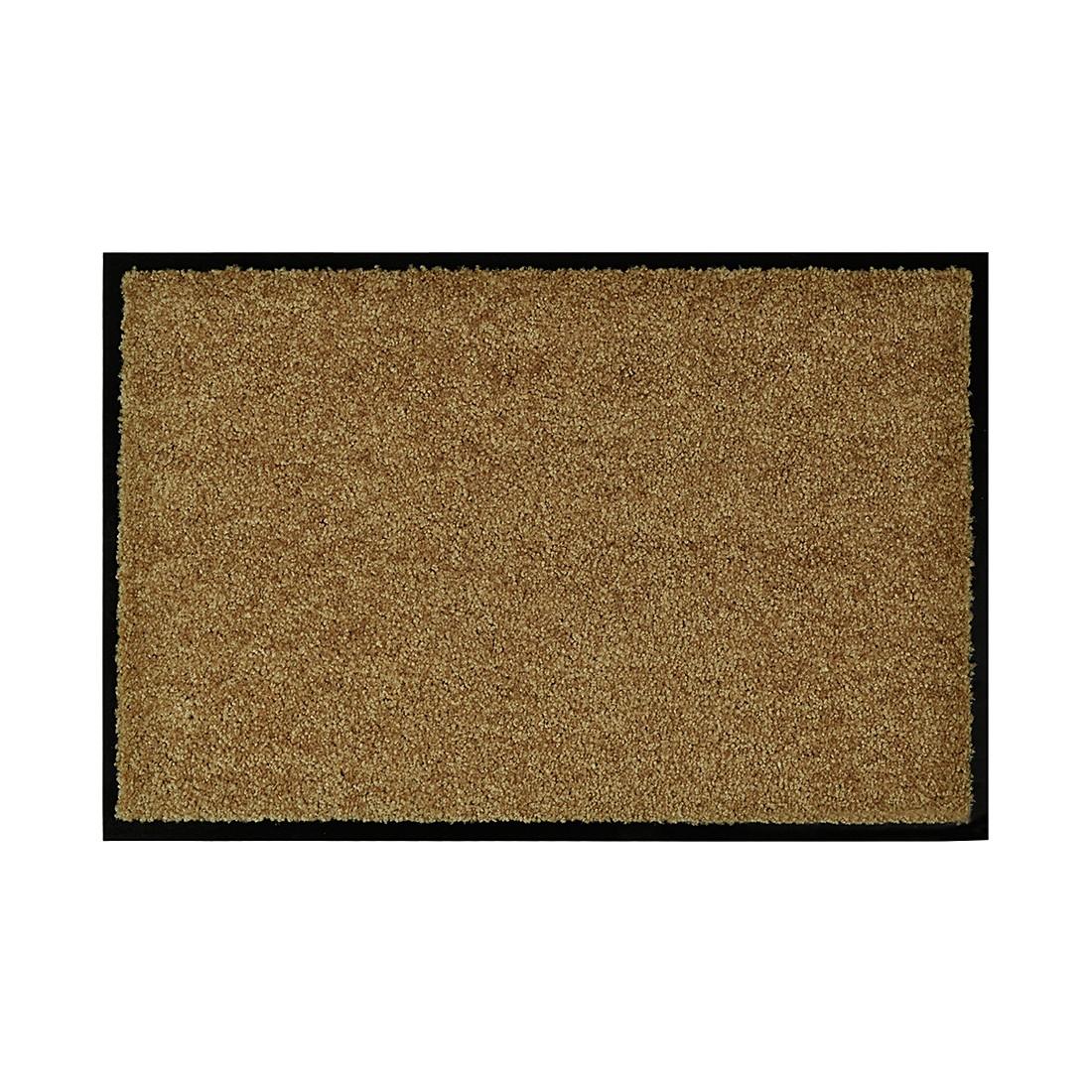 Schmutzfang Fußmatte Wash & Clean – Karamel – 90 x 120 cm, Hanse Home Collection günstig bestellen